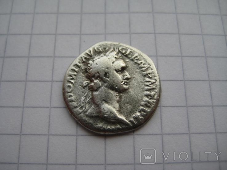 Денарий, Домициан, фото №4