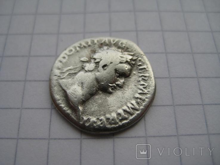 Денарий, Домициан, фото №8