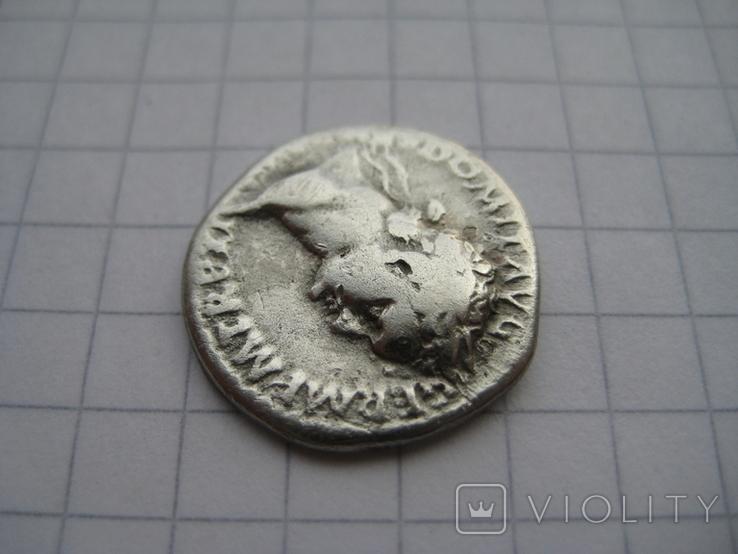 Денарий, Домициан, фото №9