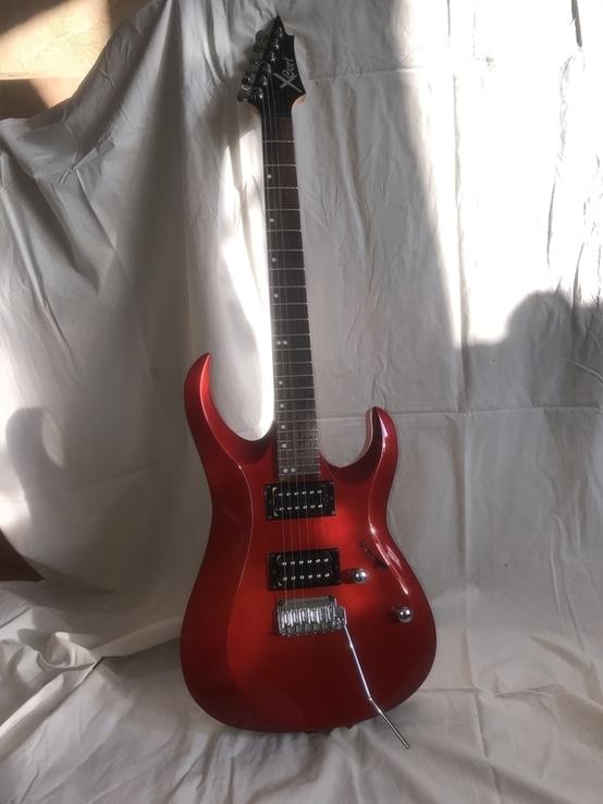 Электрогитара Cort X2 Red Metallic, фото №4