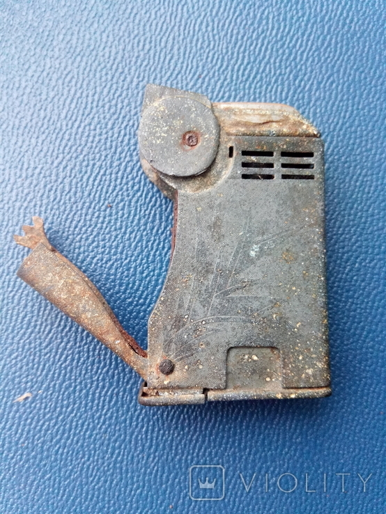 Зажигалка Вермахта READY PATENT GERMANY, фото №2