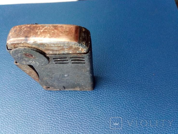 Зажигалка Вермахта READY PATENT GERMANY, фото №5