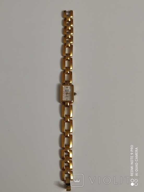 Годинниу наручний жіночий Anne Klein, фото №3
