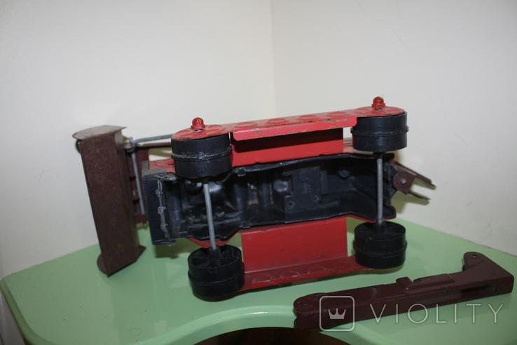 Экскаватор СССР машина, игрушка, трактор, фото №9