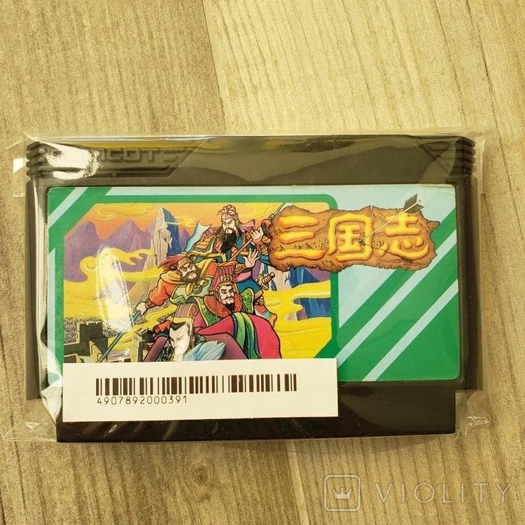 Картридж NES, фото №2