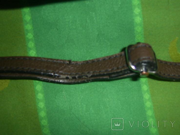 Сумка кожаная на ремешке тм.Bree, фото №11