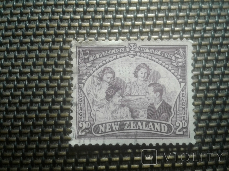 Новая Зеландия колония