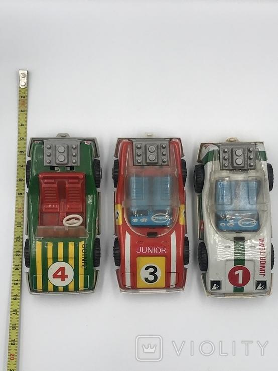 Гоночные машинки ГДР, фото №3