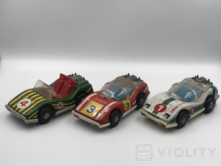 Гоночные машинки ГДР, фото №4