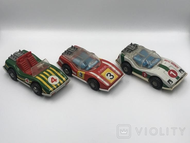 Гоночные машинки ГДР, фото №5