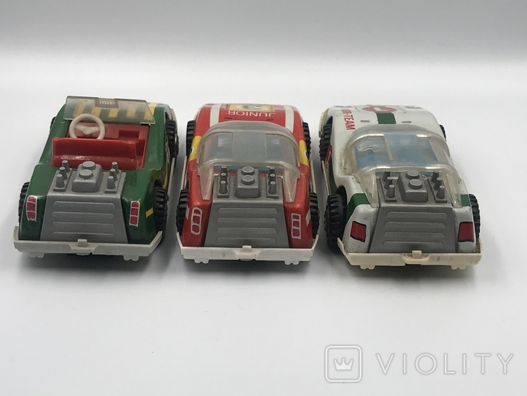 Гоночные машинки ГДР, фото №6