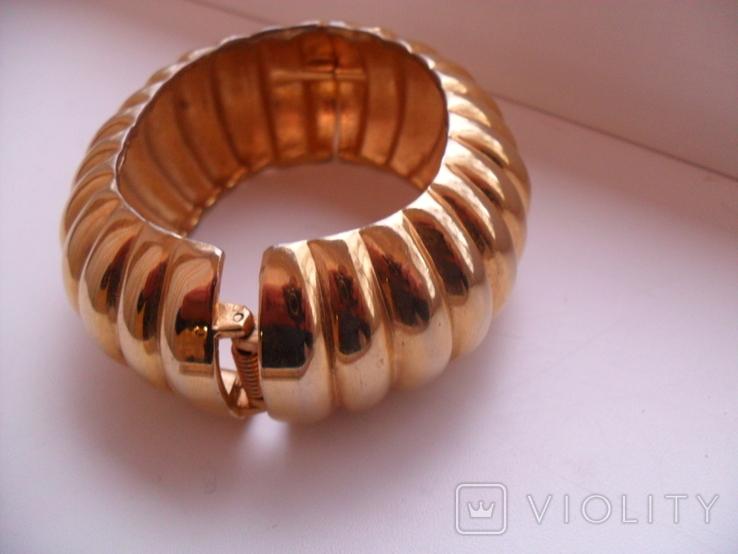 Винтажный браслет, фото №4