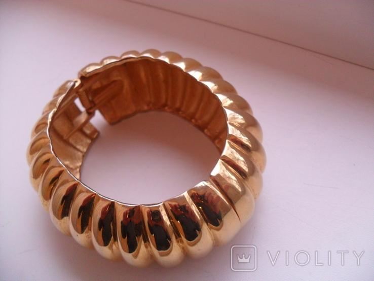 Винтажный браслет, фото №5