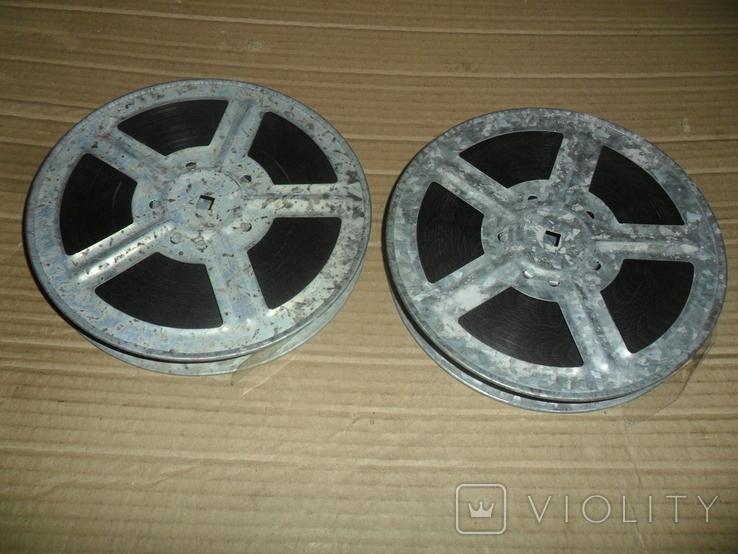 Кинопленка 16 мм 2 шт Готовимся к защите Родины 1 и 2 части, фото №2