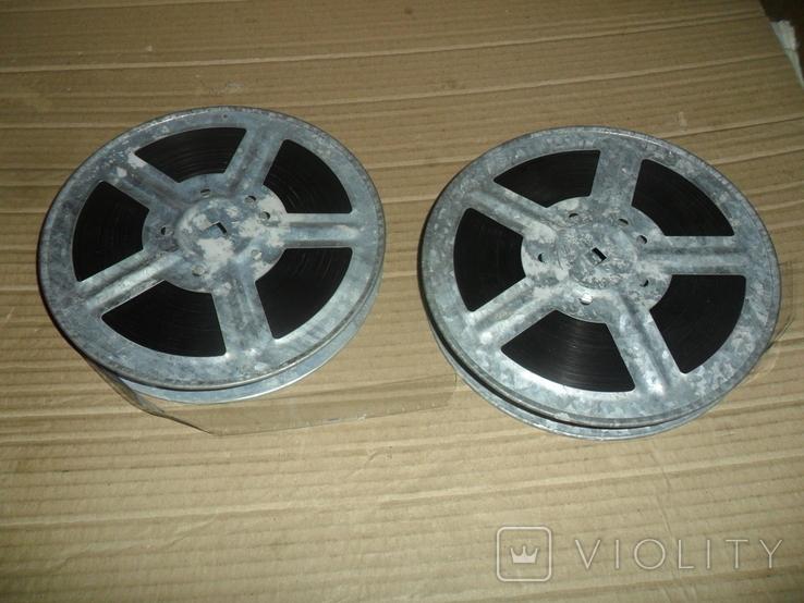 Кинопленка 16 мм 2 шт Готовимся к защите Родины 1 и 2 части, фото №4
