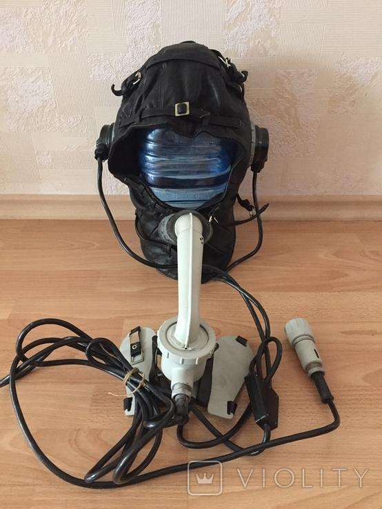 Шлем с переговорным устройством, фото №2