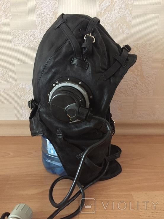 Шлем с переговорным устройством, фото №4