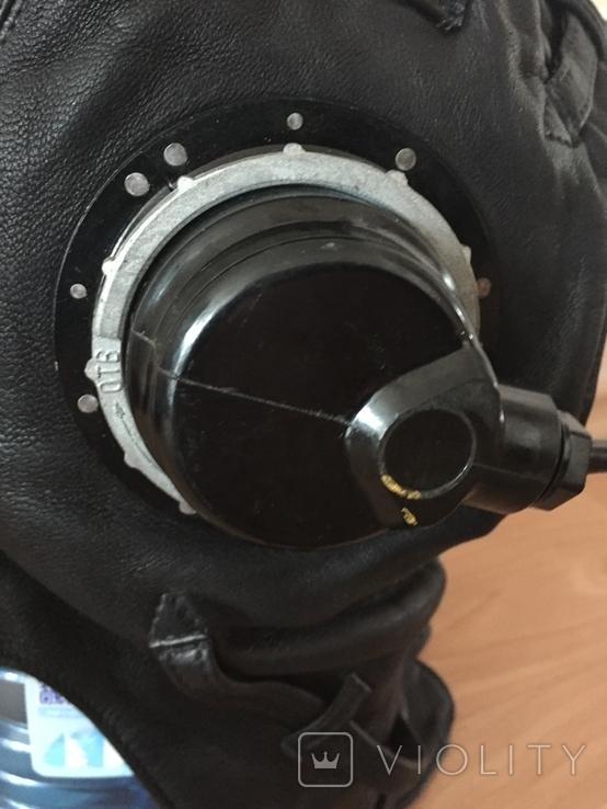 Шлем с переговорным устройством, фото №7