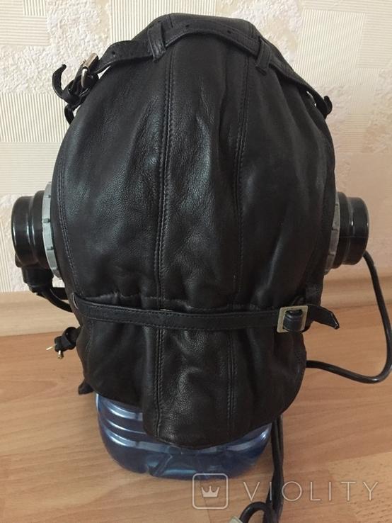 Шлем с переговорным устройством, фото №8