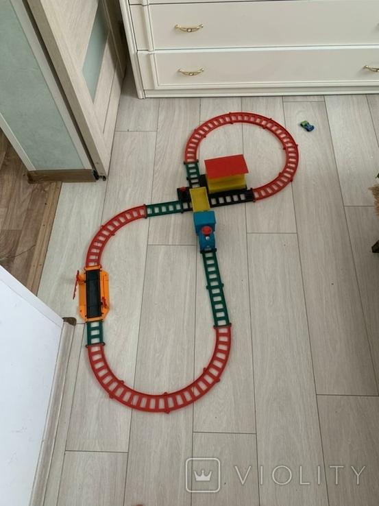 Железная дорога электромеханическая, фото №5