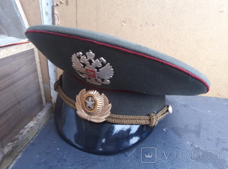 Фуражка шапка, фото №3