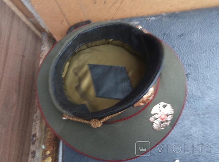 Фуражка шапка, фото №10
