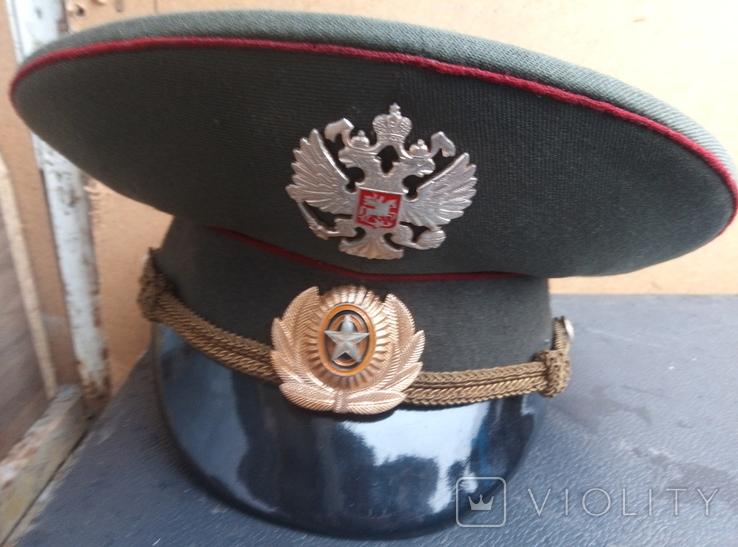 Фуражка шапка, фото №2