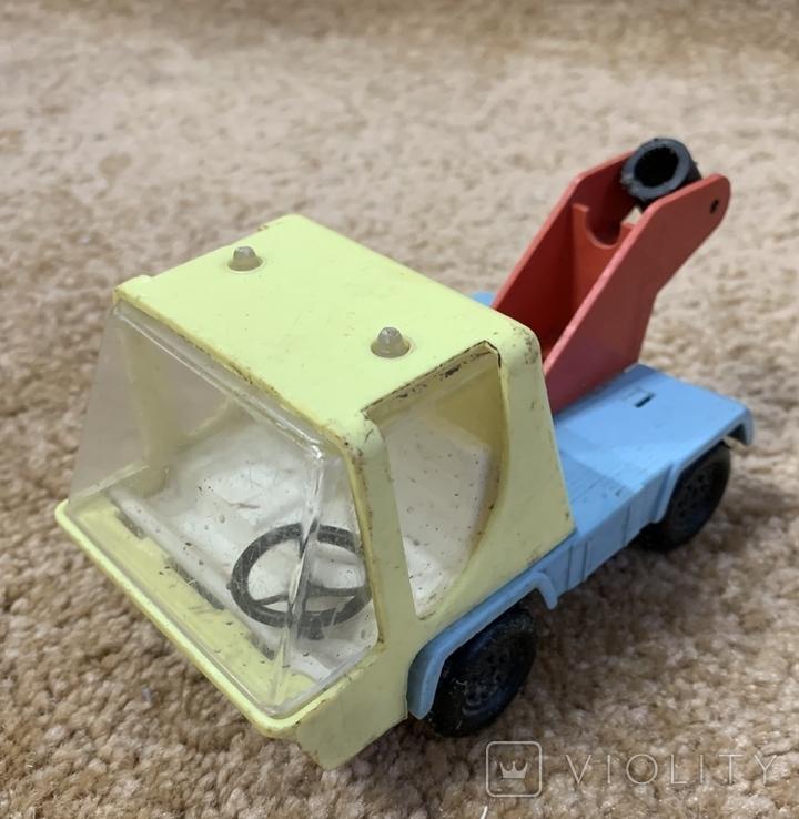 Машинка СССР, фото №2