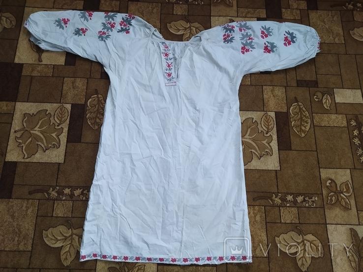 Сорочка женская вышитая., фото №3