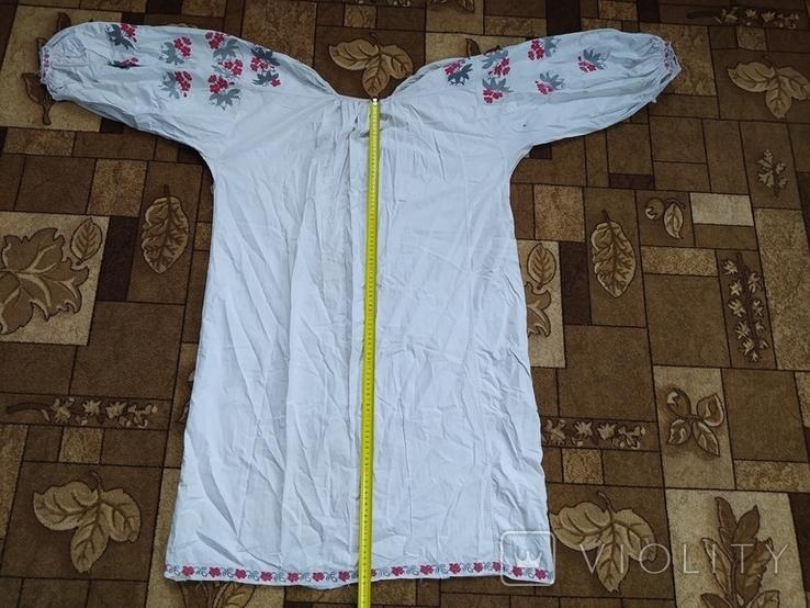 Сорочка женская вышитая., фото №6