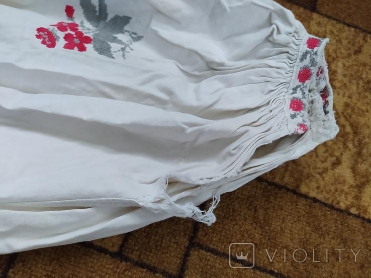 Сорочка женская вышитая., фото №10