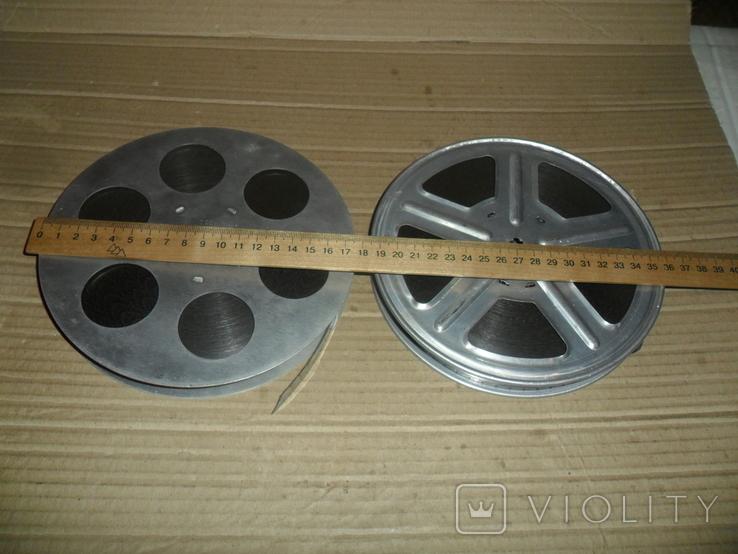 Кинопленка 16 мм 2 шт  Социалистическая система мирового хозяйства 1 и 2 части, фото №3
