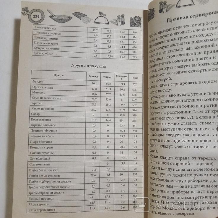 2009 Мои любимые рецепты, книга для записей, фото №9