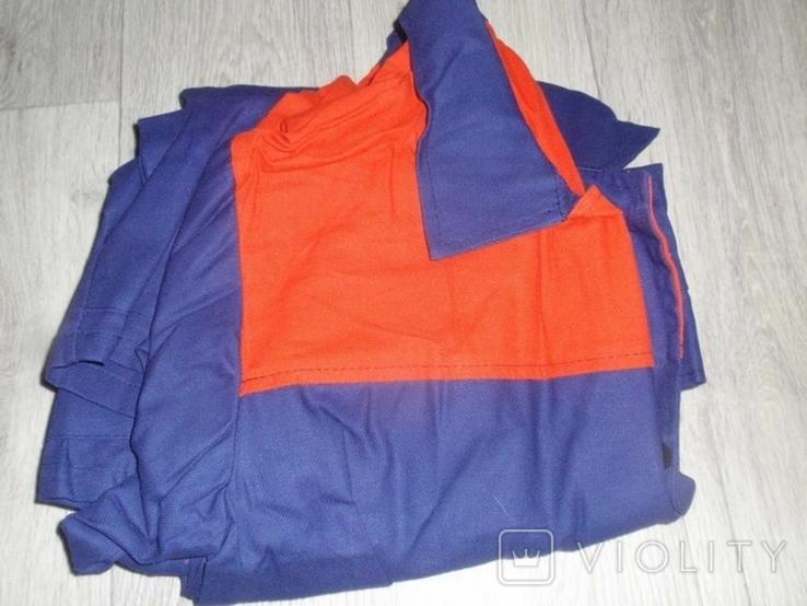 Комплект спец.одежды (брюки , пиджак) , новые 48размер., фото №3
