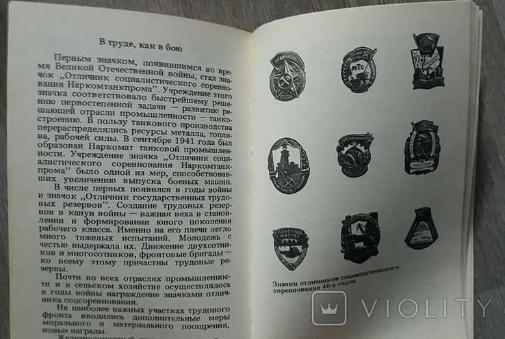 Геральдика трудовой славы, фото №5