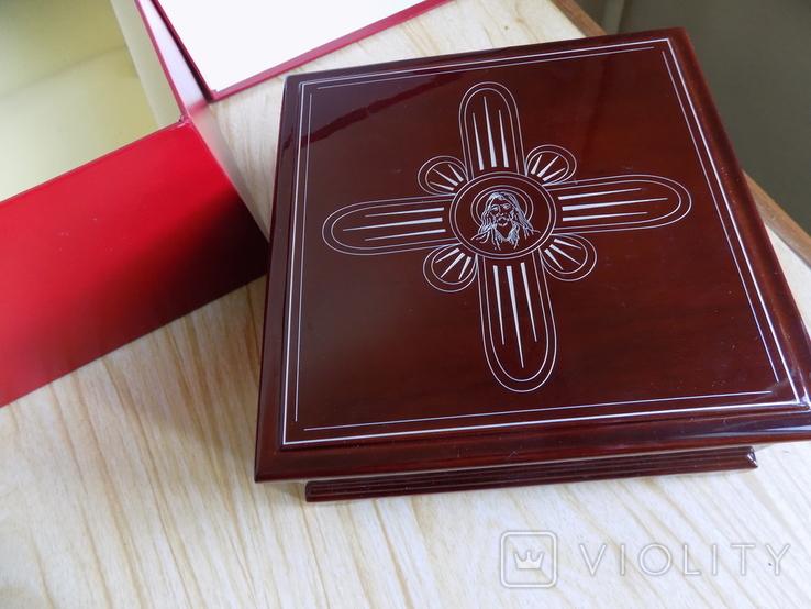 Монета пазл 12 апостолов,Серебро 1 килограмм.., фото №5