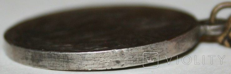 """Медаль """"За отвагу на пожаре"""" (копия), фото №9"""