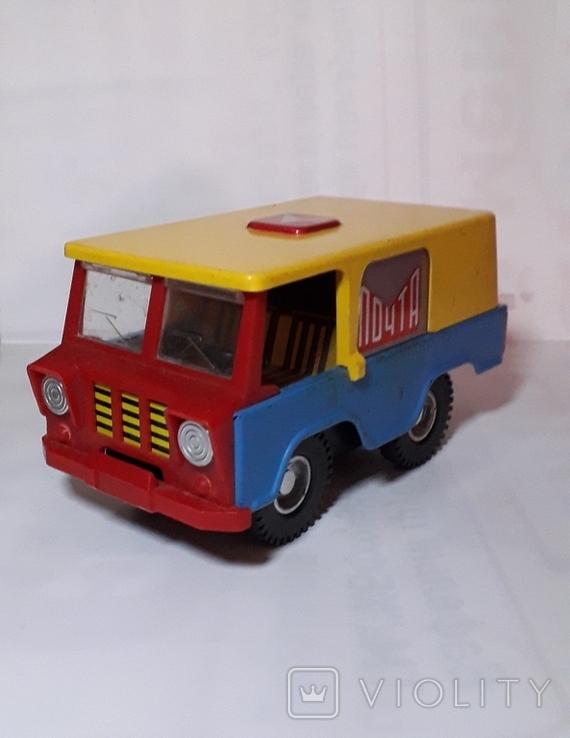 Машинка ПОЧТА из СССР, фото №2