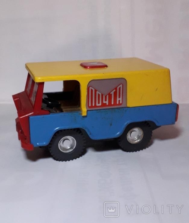 Машинка ПОЧТА из СССР, фото №3