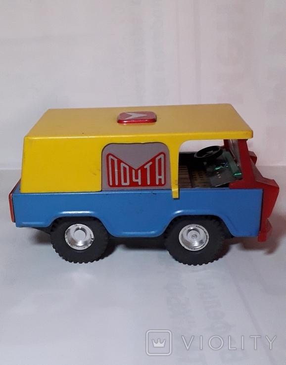 Машинка ПОЧТА из СССР, фото №6