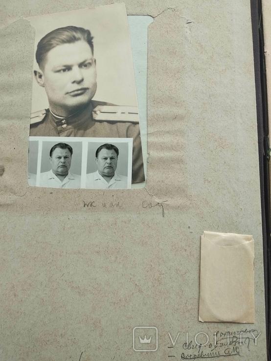 Личное дело Капитан милиции ГАИ Одесса, фото №2
