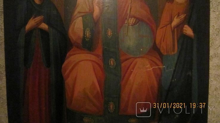 Деисусный чин., фото №4