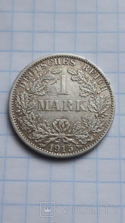 1 марка 1915, фото №2