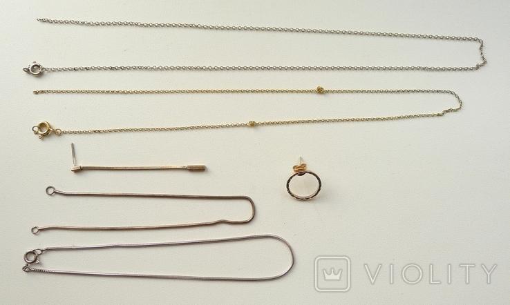 Серебряные изделия., фото №2