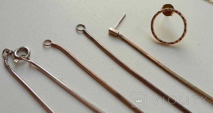 Серебряные изделия., фото №8