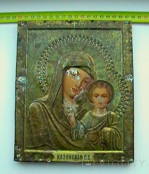 Старинная икона, фото №5