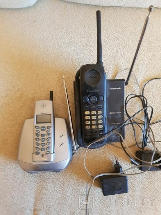 Радиотелефоны - 2шт, фото №2