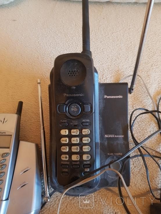Радиотелефоны - 2шт, фото №4