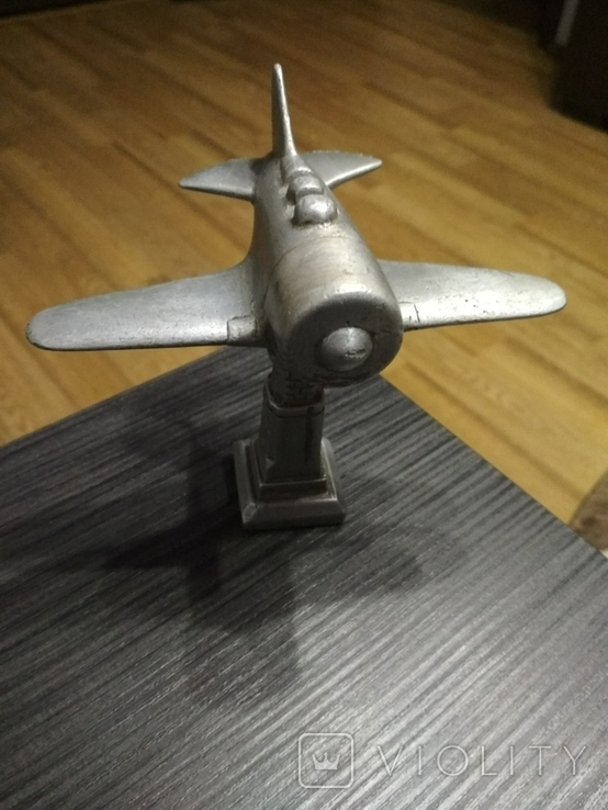 Статуэтка самолета из СССР, фото №7