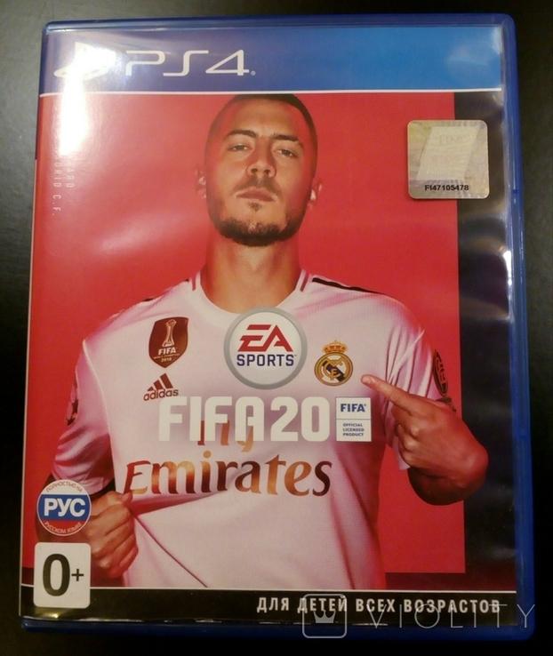 FIFA20, фото №2